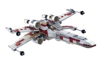 View Instructions For 6212-1 - X-wing Fighter