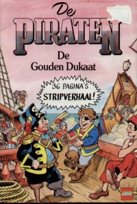 View Instructions For 6255-1 - Pirate Comic