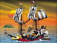 View Instructions For 6290-1 - Pirate Battle Ship/Red Beard Runner