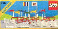 View Instructions For 6316-1 - Flags & Fences