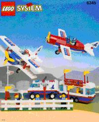 View Instructions For 6345-1 - Aerial Acrobats