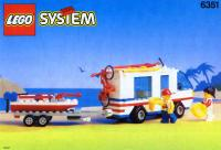 View Instructions For 6351-1 - Surf N' Sail Camper