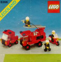 View Instructions For 6366-1 - Fire & Rescue Squad