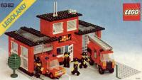 View Instructions For 6382-1 - Fire Station