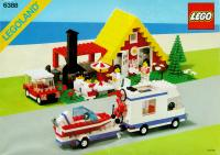 View Instructions For 6388-1 - Holiday Home with Caravan