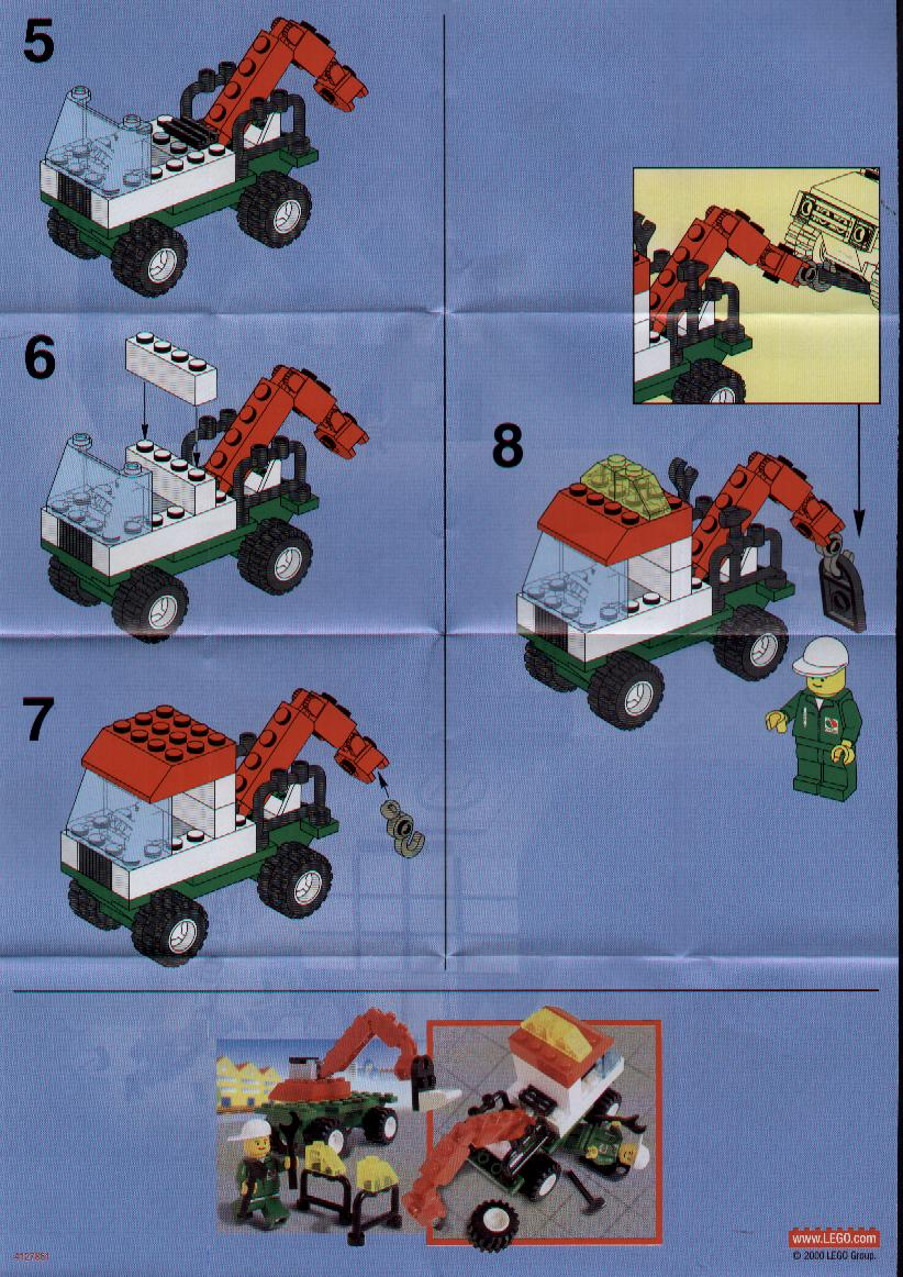 how to make instructions to build something