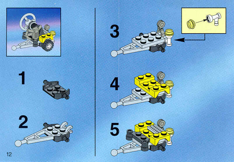 Instructions For 6445 1 Emergency Evac Bricksgz