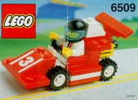 View Instructions For 6509-1 - Red Racer