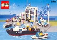 View Instructions For 6540-1 - Pier Police