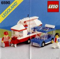 View Instructions For 6590-1 - Vacation Camper