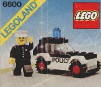 View Instructions For 6600-1 - Police Patrol