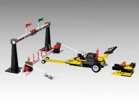 View Instructions For 6616-1 - Rocket Dragster