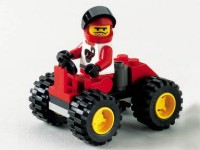 View Instructions For 6619-1 - Red 4WD