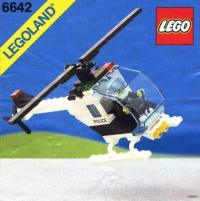 View Instructions For 6642-1 - Police Helicopter