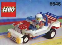 View Instructions For 6646-1 - Screaming Patriot