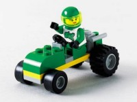 View Instructions For 6707-1 - Green Buggy