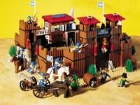 View Instructions For 6762-1 - Fort Legoredo