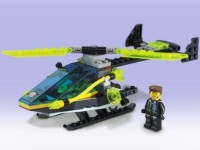 View Instructions For 6773-1 - Alpha Team Helicopter