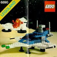 View Instructions For 6890-1 - Cosmic Cruiser