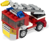View Instructions For 6911-1 - Mini Fire Truck