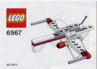 View Instructions For 6967-1 - Mini ARC Fighter