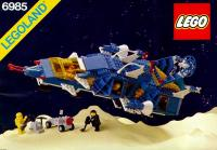 View Instructions For 6985-1 - Cosmic Fleet Voyager
