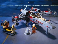 View Instructions For 7142-1 - X-wing Fighter™