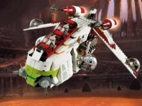 View Instructions For 7163-1 - Republic Gunship™