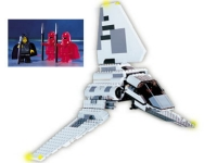 View Instructions For 7166-1 - Imperial™ Shuttle