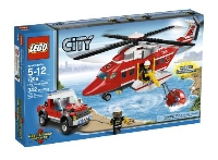 View Instructions For 7206-1 - Fire Helicopter