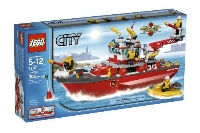 View Instructions For 7207-1 - Fire Boat