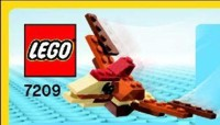 View Instructions For 7209-1 - Pteranodon