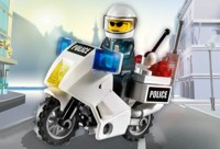 View Instructions For 7235-1 - Police Motorcycle