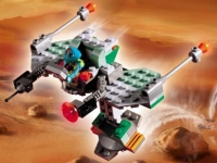 View Instructions For 7311-1 - Red Planet Cruiser