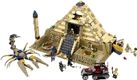 View Instructions For 7327-1 - Scorpion Pyramid