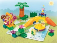 View Instructions For 7332-1 - Dora and Boots at Play Park
