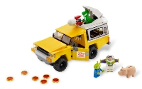 View Instructions For 7598-1 - Pizza Planet Truck Rescue
