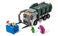 View Instructions For 7599-1 - Garbage Truck Getaway