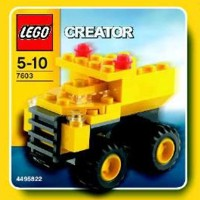 View Instructions For 7603-1 - Dump Truck