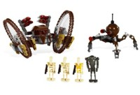 View Instructions For 7670-1 - Hailfire Droid and Spider Droid