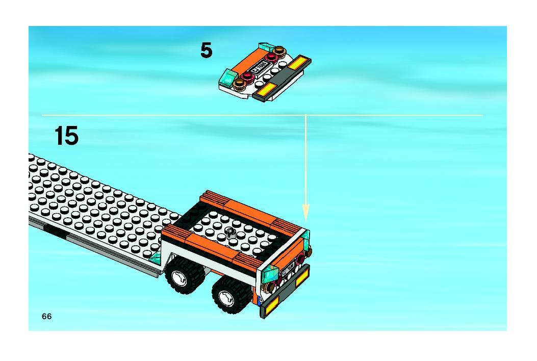 lego helicopter transporter instructions