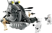 View Instructions For 7748-1 - Corporate Alliance Tank Droid