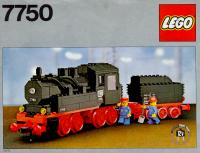 View Instructions For 7750-1 - 12v Electric Steam Locomotive
