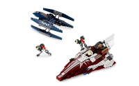 View Instructions For 7751-1 - Ahsoka's Starfighter & Droids