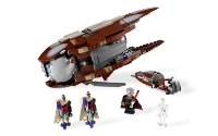 View Instructions For 7752-1 - Count Dooku's Solar Sailer