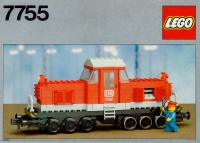 View Instructions For 7755-1 - Electric Diesel Locomotive