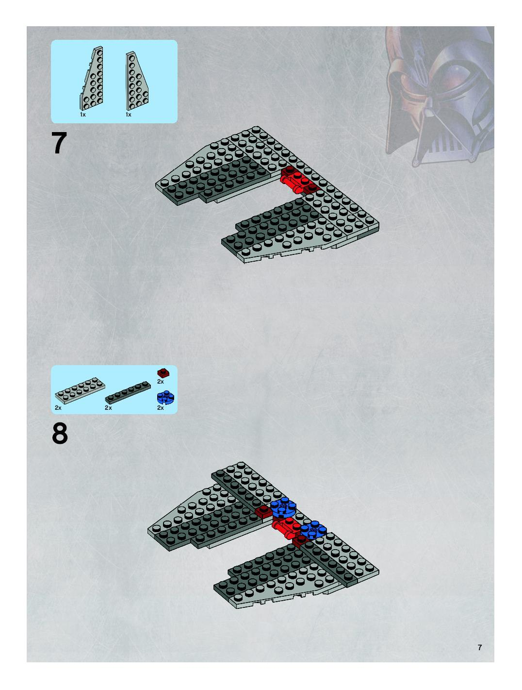 lego midi scale millennium falcon instructions