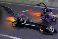 View Instructions For 7779-1 - The Batman Dragster: Catwoman Pursuit