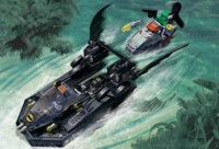 View Instructions For 7780-1 - The Batboat: Hunt for Killer Croc