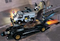 View Instructions For 7781-1 - The Batmobile: Two-Face's Escape